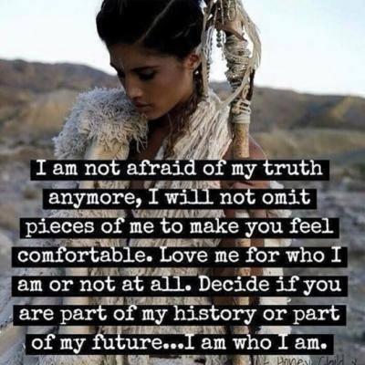 I am who I am